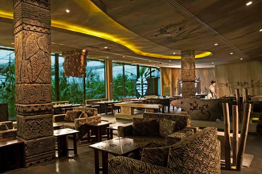 Gallery Virtual Tour Of Jungle Restaurant Muscat Oman
